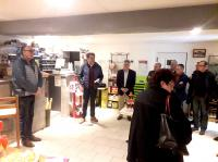 "INAUGURATION DU ""NEUILLAY CAFÉ"""